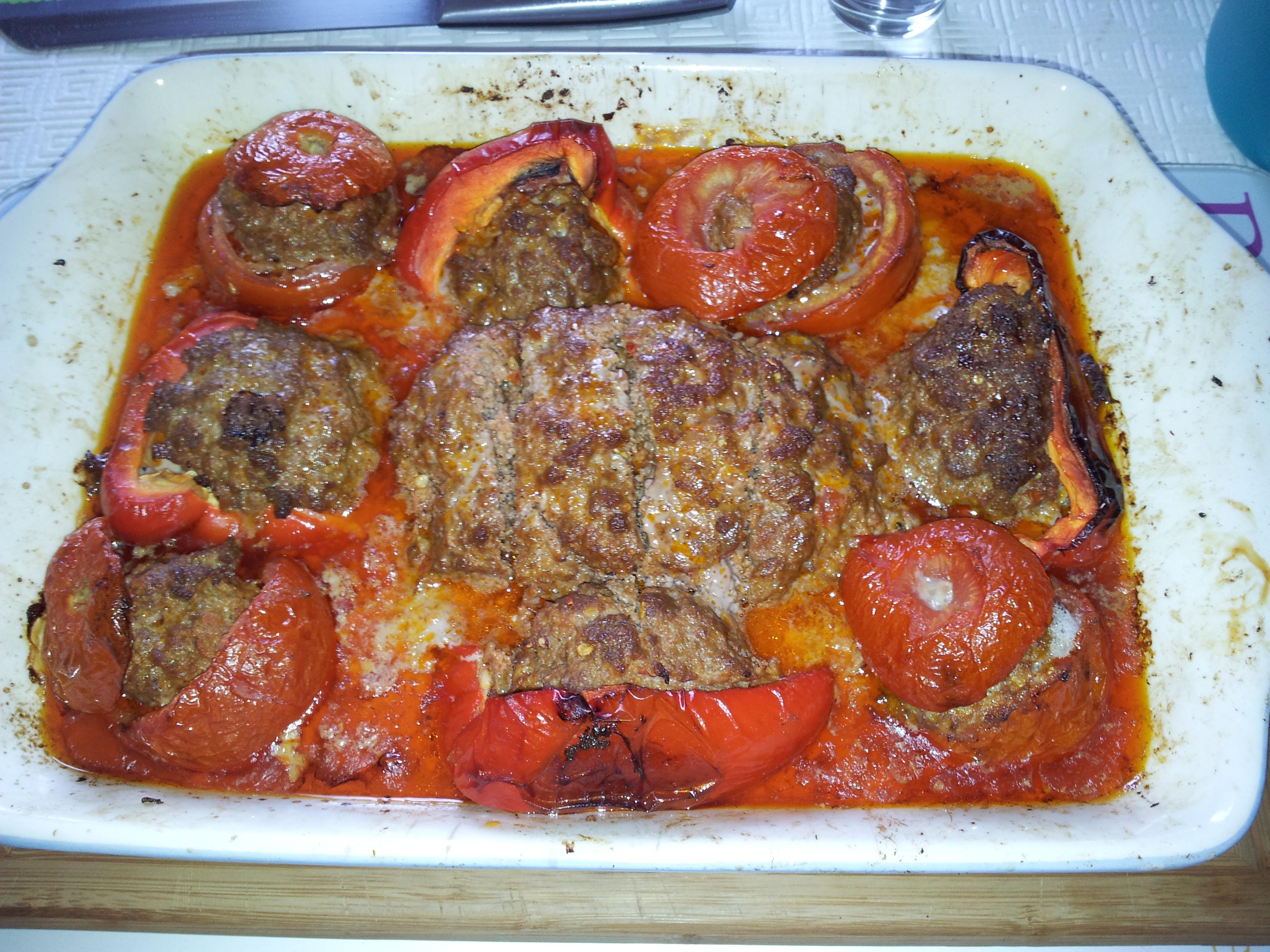Recette un pain de viande for Viande cuisinee